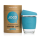 JOCO 12oz Glass Reusable Coffee Cup