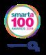 O2 Smarta 100 Awards 2014 logo