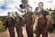 Team Grenade athletes