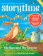 Storytime magazine front cover