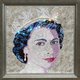 Elizabeth II by Claire Milner