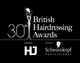 British Hairdressing Awards logo