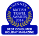 Best Consumer Holiday Magazine