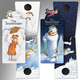 The Snowman and the Snowdog Bookmarks
