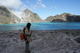 Working at the Pinatubo volcano