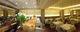 Lower floor of restaurant and bar