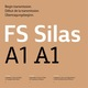 FS Silas, the enigmatic type. New from Fontsmith