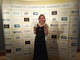 Laura Young at Charity Champions awards