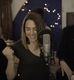 Melanie C recording at Kandu Arts