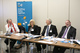 The panel at the launch