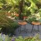 The Bowel Disease UK garden