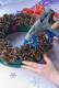Dremel Glue Gun: making a wreath