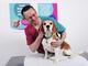 PDSA vet and pet