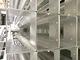 Extruded aluminium storage components