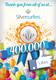 400,000 'Likes' on Facebook