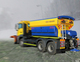 Gritting Vehicles Monitored Live
