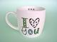 Your very own 'I Love You' mug