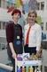 Susan Rudnik and Dr Laura N Young MBE