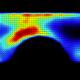 Shear rate in microfluidic channel