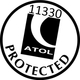 ATOL Logo with PTS ATOL Number