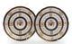 19th century Sèvres porcelain plates