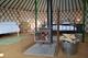 The cosy yurt