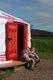 authentic mongolian yurts