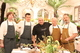Chefs - Damian (Right) Imab (3rd Right)