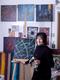 Artist Lee Campbell