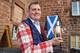 Doddie Weir with Annandale Whisky