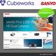 SANYO launches European website