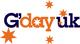 G'dayUK Logo