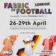Fabric of Football London Flyer